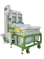 5XFZ-25SC Seed Cleaner with Gravity Table
